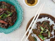 Mongolian Lamb recipe