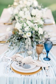 Tablescape design -