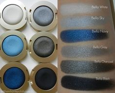 Milani Bella Eyes Gel Powder Eye Shadows