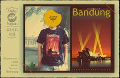 """Sayang Bukan Di Bandung"" copyrights Mahanagari 2012"