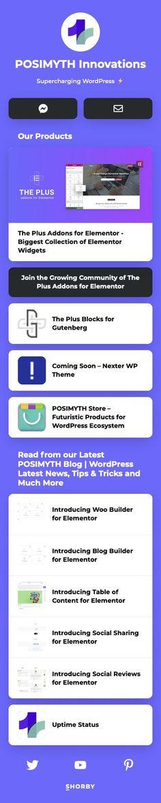 Supercharging #WordPress ⚡ #pinterestinspired #elemntor #websitebuilding #webdesign Table Of Contents, Digital Marketing, Innovation, Wordpress, Social Media, Tips, Blog, Content Page, Blogging