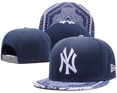 2deeaabf68afb New York Yankees Kaleidovize Snapback Hats. baseball caps yang · MLB  Snapback Hats