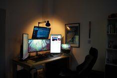 My 5-screen work/gaming setup - Album on Imgur