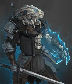 m Dragonborn Fighter Eldritch Knight Hvy Armor Sword casting underdark Fantasy Character Design, Character Creation, Character Design Inspiration, Character Concept, Character Art, Painting Inspiration, Dungeons And Dragons Characters, Dnd Characters, Fantasy Characters