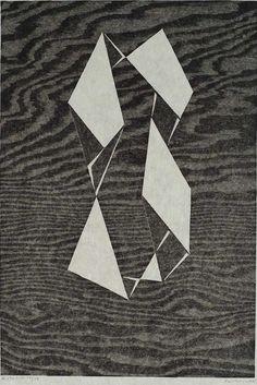 Josef Albers Astatic, 1944