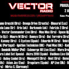 mijn podcast op Vector Radio (alex Strunz) vanuit Sao Paolo Brazilie. techno //  Hardgroove set  zie ook mijn andere sets op soundcloud  gr massie
