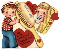 Vintage Valentine Love!