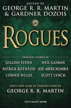 Rogues. Click on the book cover to request this title at the Bill or Gales Ferry Libraries. 7/14