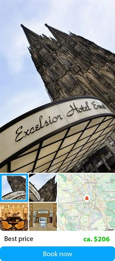 Excelsior Ernst (Cologne, Germany) – Book this hotel at the cheapest price on sefibo.