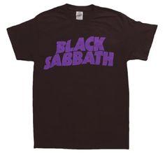 Black Sabbath Logo T-shirt