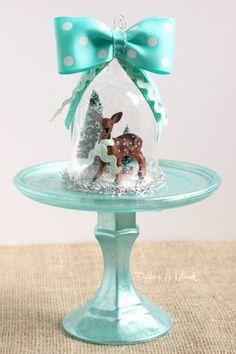 Craftaholics Anonymous®   32 DIY Christmas Ornaments
