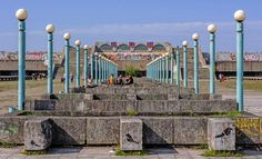 Troy David Johnston Linnahall on the harbour in Tallinn DSC_0636 Formerly V. I…