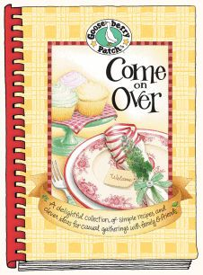 Gooseberry Patch Recipes: Frozen Cranberry Salad from Come on Over