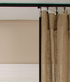 Curtain Clips From Ikea 299 For 24pk Turns Ugly Vertical Blinds Into Curtains