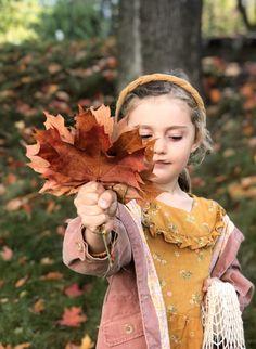 Kids create – Fox Leaves