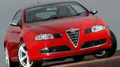 Alfa Romeo GT in red front side on hd wallpapers from http://www.hotszots.eu/AlfaRomeo/WallpapersBackgroundsAlfaRomeo14.htm