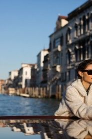 The Grand Canal, Venice «  The Sartorialist