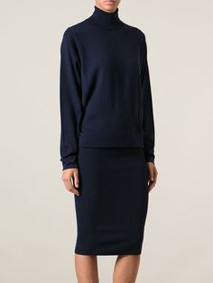Acne Studios 'devote' Sweater Dress - Smets - Farfetch.com