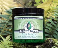 Native Touch All Natural Herbal Body Care Products