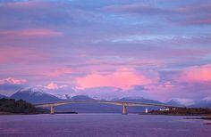 Skye Bridge, Kyle of Lochalsh, Scotland