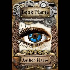 Steampunk writer needing a book cover? Use Gear Book. Remember once one of our…