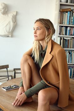 Bar Refaeli – AT Magazine September 2015