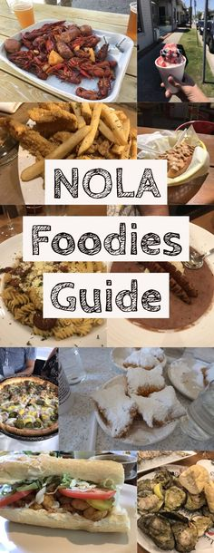 New Orleans Foodie Guide with the favorite restaurants and best places to eat from a local! Discover more by clicking visit! New Orleans Foodie Guide with the favorite restaurants and best places to eat from a local! Discover more by clicking visit! New Orleans Party, New Orleans Vacation, New Orleans Travel, French Quarter Restaurants, New Orleans Bachelorette, Barcelona Restaurants, New Orleans French Quarter, Food Spot, Best Places To Eat