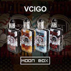 Sigelei VCIGO Moon Box Starter Kit - Sigelei #vape #vapegear
