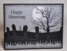 Join Cindy Saturday 9-29-12 for an all new card class with a Halloween theme (my personal favorite!). We will be making a total of 8 cards (2 of each of the 4 designs).    Note the new time formy classes: 11:30 AM - 2:30 PM.