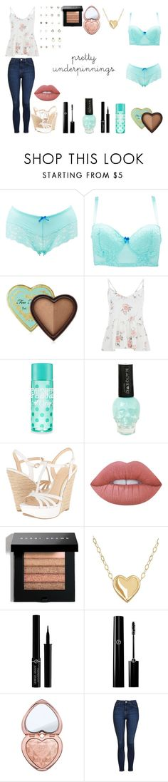 """Untitled #188"" by brinsonkid ❤ liked on Polyvore featuring Charlotte Russe, Too Faced Cosmetics, Hot Topic, Jessica Simpson, Lime Crime, Bobbi Brown Cosmetics, Lord & Taylor, Giorgio Armani, Topshop and plus size clothing"