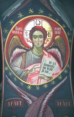 Grigore Popescu - Pictura murala, icoane, pictura sevalet, restaurare Orthodox Icons, Ikon, Baseball Cards, Art, Art Background, Kunst, Performing Arts, Icons, Art Education Resources