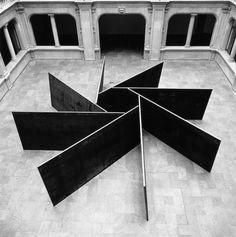 Richard Serra - 1 2 3 4 5 6 7 8 (1987)