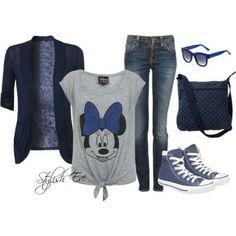 Blue Minnie