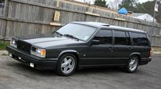Volvo 740 Turbo wagon