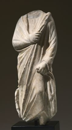 A Roman Marble Torso of a Youth, circa 2nd Century A.D.