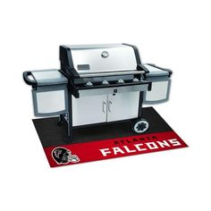Atlanta #Falcons Grill Mat. Click to order! - $34.99
