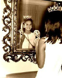 Miss Venezuela 1967 - Mariela Pérez Branger - Miss Departamento Vargas