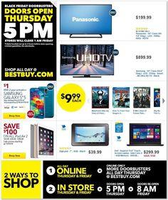 #BestBuy #blackfriday ad is here 2014