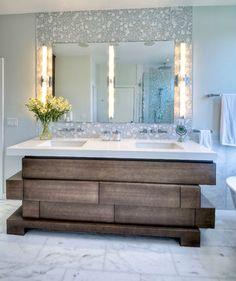 CYPRESS AVENUE - contemporary - Bathroom - San Diego - Kristin Lam Interiors