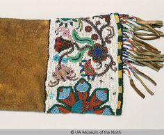 Beaded Rifle Case :: University of Alaska Museum of the North