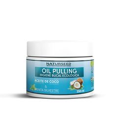 Oil Pulling Aceite 100% Puro Coco Naturseedwww.rizadoafroymas.es