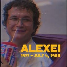 Tribute Video to Our Beloved Alexei - Stranger Things 3 - Actor Alec Utgoff is Alexei ;-) Tribute Video to Our Beloved Alexei - Stranger Things 3 - Actor Alec Utgoff is Alexei ; Stranger Things Actors, Stranger Things Have Happened, Stranger Things Season 3, Stranger Things Funny, Stranger Things Netflix, Stranger Things Spoilers, Best Tv Shows, Best Shows Ever, Fandoms Unite