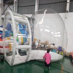 Bubble House, Bubble Tent, Camping 2, Backyard Camping, Microsoft, Pvc Transparent, Porch Enclosures, Decoration Photo, Camping Mattress