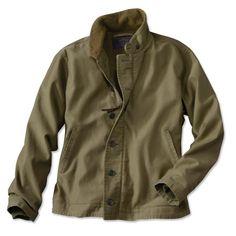 orvis deck jacket