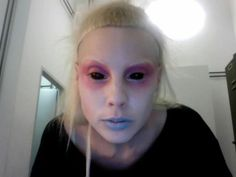 Yolandi From Die Antwoord | Uploaded to Pinterest