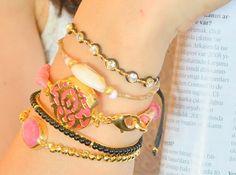 #handmade #macrame #bracelet, #handcrafted unique #bangle, rope yarn bracelet, Rhinestone, crystal turkish jewelry, summer bracelet, beach jewelry, new fashion