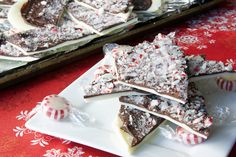 Peppermint Bark recipe pictures