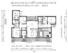 [조화로운 집] 이웃과 소통하는 툇마루집 보성 121.6㎡(36.8평) 단층 경량 목조주택