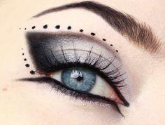 #eye #make #up #shadow #lashes