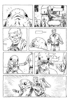 - short comics - mikkel sommer